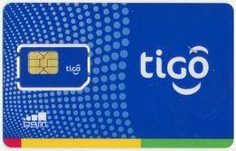 GUATEMALA TIGO GSM (SIM) CARD MINT UNUSED - Guatemala