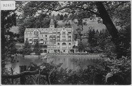 Luzern - Schloss-Hotel Hertenstein - LU Lucerne