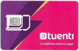GUATEMALA TUENTI GSM (SIM) CARD MINT UNUSED - Guatemala