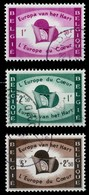 BELGIEN 1959 Nr 1143-1145 Gestempelt X06AA16 - Usados