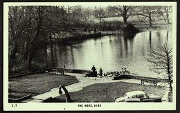 Diss  -  The Mere  -  Ansichtskarte Ca. 1960    (13060) - Angleterre