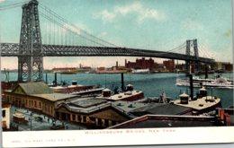 New York City Williamsburg Bridge - Ponts & Tunnels