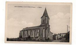 86 - MOUTERRE Sur BLOURDE - L'Eglise   (H123) - Autres Communes