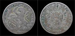 Austrian Netherlands Brabant Maria-Theresia Escalin 1753 - Belgique