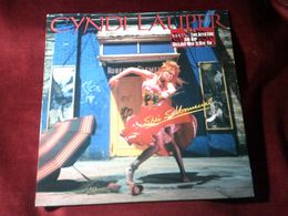 CYNDI  LAUPER  °  SHE'S SO UNUSUAL - Vinyl Records