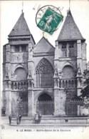 72 - Le Mans ( Sarthe ) - Notre Dame De Couture - Le Mans
