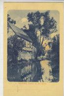 Lübben - Partie An Der Spree - 1912 - Luebben (Spreewald)