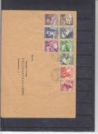 Satzbrief Mit 675/83 Aus WALTERSHAUSEN 12.1.39 - Briefe U. Dokumente
