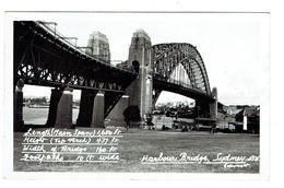 AUSTRALIE SYDNEY Harbour Bridge - Sydney