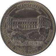 2013 MDP161 - MARSEILLE - Entrée Du Vieux Port - Le Pharo (oms 7) / MONNAIE DE PARIS - Monnaie De Paris
