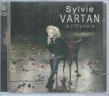 """2 CD   - SYLVIE VARTAN  """" A L'OLYMPIA """"  27 TITRES - Musique & Instruments"""