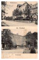 Germany  Brahmsstrasse , Ludemannstrade , Gr. Flittbek - Germany