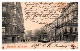 Germany    Hamburg Eppendorj , Gartnerstrasse , Trolleys - Germany