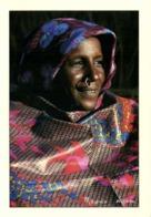 Republique Du Niger Femme Toubou De KAOUAR RV - Niger
