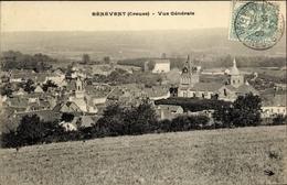 Cp Bénévent Creuse, Vue Generale - Francia