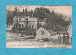Château De Jeurre. - Environs De Saint-Claude. - France