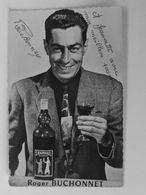 Roger  BUCHONNET- Signé / Dédicace Authentique / Autographe - Wielrennen