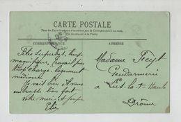 Feyt Gendarmerie Lus La Croix Haute Souvenir Visite Président République Lyon 1907 - Généalogie