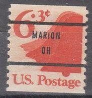 USA Precancel Vorausentwertung Preo, Bureau Ohio, Marion 1518-81 - Stati Uniti
