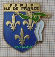 PETANQUE FFPJP ILE DE FRANCE - Pétanque