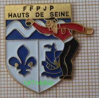 PETANQUE FFPJP HAUTS DE SEINE - Pétanque