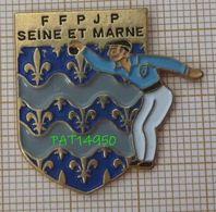 PETANQUE FFPJP SEINE ET MARNE - Pétanque