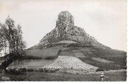 71. Saône-et-Loire, Environs De Macon, Roche De Solutré. - Macon