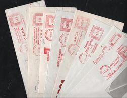 EMA 1978-2009 Lotto 31 Buste (vedi Descrizione) - Machine Stamps (ATM)
