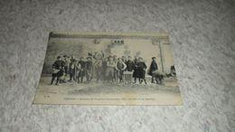 CPA VERINES RETRAITE DE PREMIERE CO0MMUNION 1914 LA CORVEE DE QUARTIER - Autres Communes