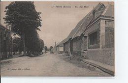 Frise-Rue D'en Haut - Autres Communes
