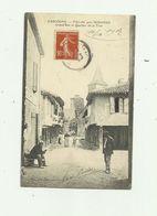 32 - TILLAC - Prés Mirande Grand Rue Et Quartier De La Tour Animé Bon état - Autres Communes
