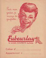Protege Cahiers Eubeurlay La Veritable Gaufrette Feuilletee - Alimentaire