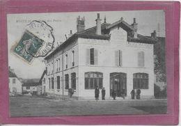 25.- MORTEAU -  Hôtel Des Postes - France
