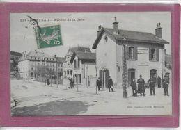 25.- MORTEAU -  Avenue De La Gare - France