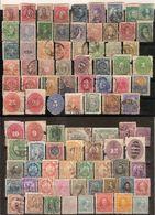 (Fb).Mondiali.Lotto Di 88 Francobolli Antichi Usati (221-18) - Alla Rinfusa (max 999 Francobolli)