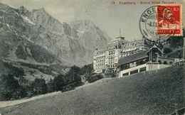 Engelberg * Grand Hôtel Terrasse * Obwald Suisse Schweiz - OW Obwald