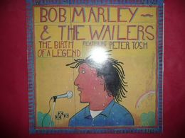 LP33 N°4647 - BOB MARLEY & THE WAILERS - THE BIRTH OF A LEGEND FEATURING PETER TOSH - Reggae