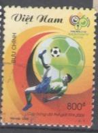 Vietnam 2006 Used Football, Soccer, World Cup - Germany - Vietnam