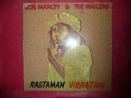 LP33 N°4649 - BOB MARLEY & THE WAILERS - RASTAMAN VIBRATION - Reggae