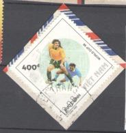 Vietnam 1998 Used Football, Soccer, World Cup - France - Vietnam