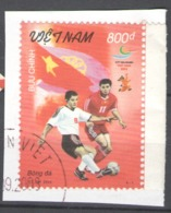 Vietnam 2003 Used Football, Soccer, Welcome To The 22nd SEA Games - Vietnam