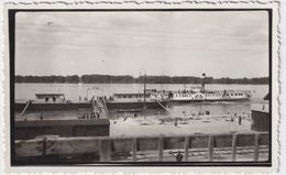 Bateaux Sur Le Danube Prahovo - Schiffe