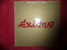 LP33 N°4650 - BOB MARLEY & THE WAILERS - EXODUS - COMPLET - Reggae