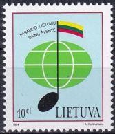 LITAUEN 1994 Mi-Nr. 560 ** MNH - Lithuania