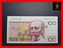 BELGIUM 100 Francs 1982  P. 142 Sig. Lakiere-Godeaux   VF+ - 100 Franchi