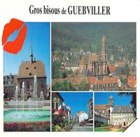 68 - Guebviller - Multivues - Guebwiller
