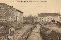 54 Neufmaisons  Ruisseau La Verdurette - Autres Communes