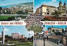 (G244) - FRIULI VENEZIA GIULIA - Multivedute - Italy