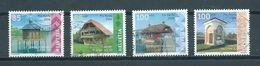 2004 Switzerland Complete Set Pro Patria Used/gebruikt/oblitere - Pro Patria