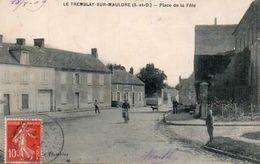 Le Tremblay Sur Mauldrie - France
